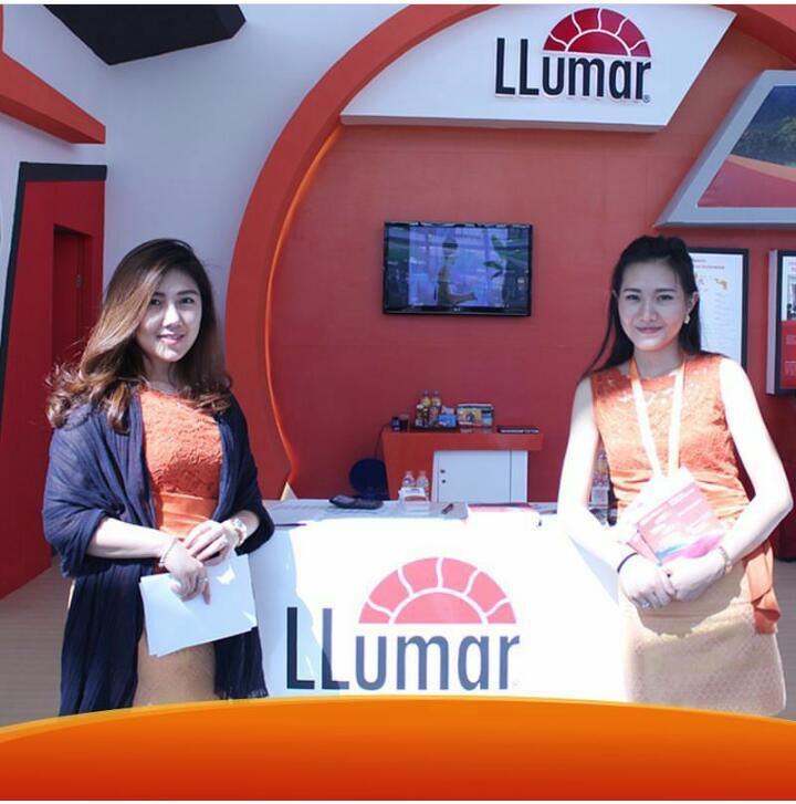 Kaca Film LLumar Semarang